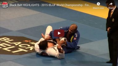 It's a wrap! The Jiu Jitsu World Championship is over, but you can still catch some of the best moves from the Black Belt finals in this Highlight Video!