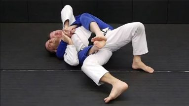 Spinning Escape From Back Control