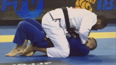 bjj mount escape