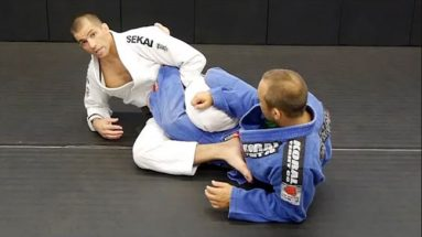 The Assis Sweep From Single Leg X-Guard