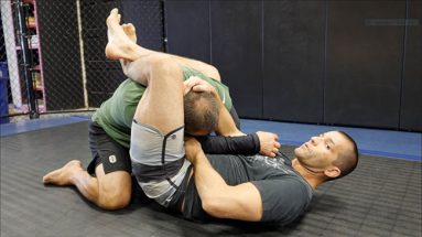 How to set up the Triangle Choke & Armbar from Closed Guard