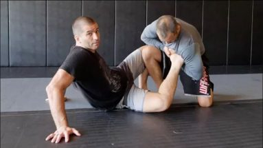 Ankle Lock Early Defense