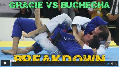Roger Gracie vs Marcus Buchecha BREAKDOWN