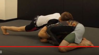 20 entries to front headlock