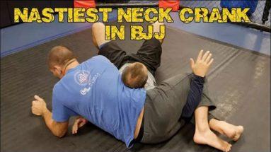 The Nastiest Neck Crank in BJJ - 100% IBJJF ILLEGAL