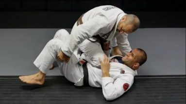 The #1 Mistake BJJ White Belts Make When Escaping Knee-on-Belly