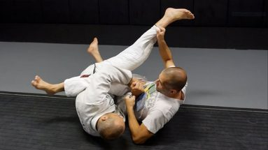Low Risk Sweep From Closed Guard - BJJ Flower Sweep