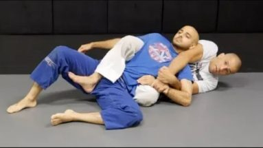 How To Escape From The Kimura Trap - BJJ Escapes