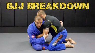 How Gordon Ryan Swept Josh Barnett - BJJ Breakdown