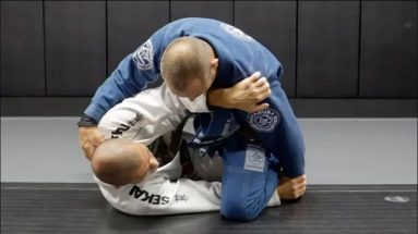 The most embarrassing Half-Guard sweep in BJJ