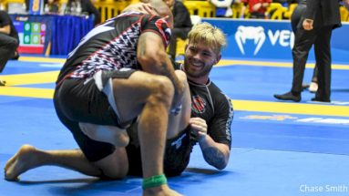 How Gordon Ryan Smashed The Half-Guard
