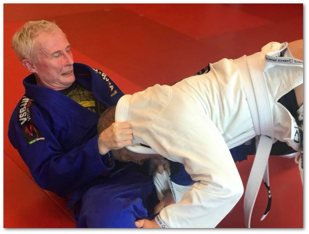Why We Continue With BJJ