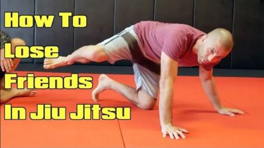 The Most Hated Armbar Finish In Jiu-Jitsu: The Dog Pee Armbar