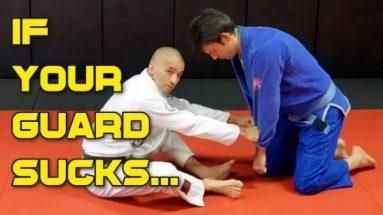 The Easiest Guard Recovery In Jiu Jitsu