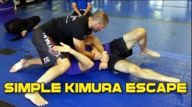 Classic Kimura Escape From North South