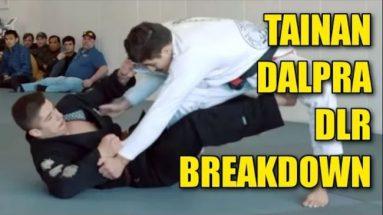 4 De La Riva Sweeps - Tainan Dalpra BJJ Breakdown