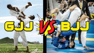 Brazilian Jiu Jitsu vs Gracie Jiu Jitsu