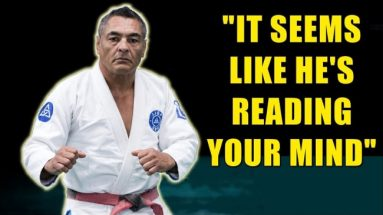 Why is Rickson gracie so good?