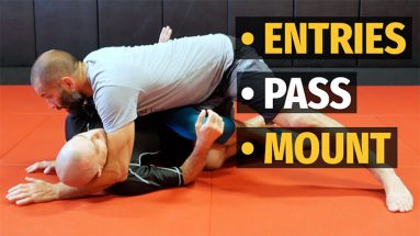 Complete Guide To Side Smash Pass Into Dope Mount (NOGI BJJ)